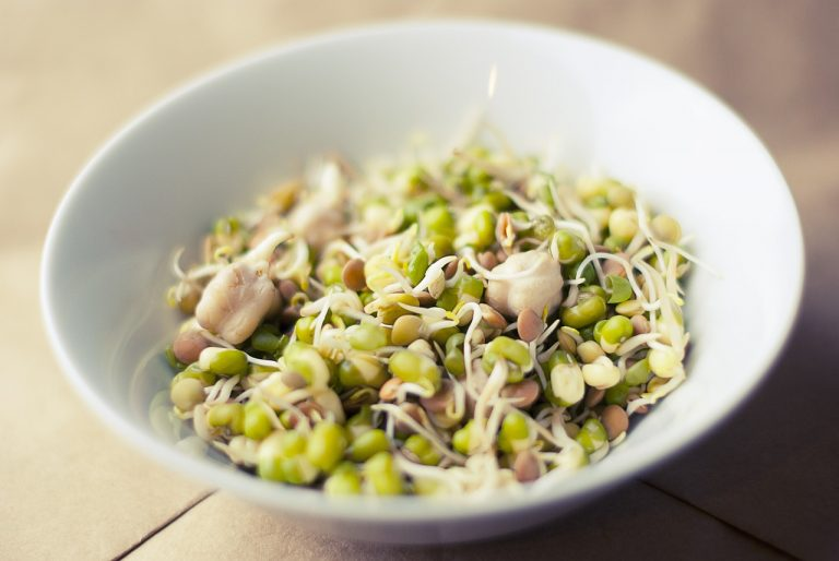 BENEFITS OF SPROUTING